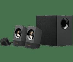 Logitech zvučnici Z537, 2.1, Bluetooth, 60W RMS, crni