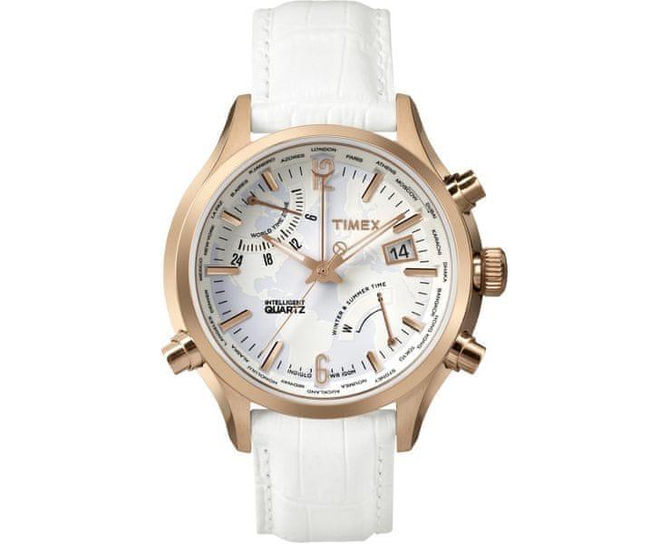 Timex Intelligent Quartz World Time TW2P87800