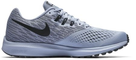 Nike buty sportowe Air Zoom Winflo 4 Running Shoe Glacier Grey Black-Anthracite-White 42,5