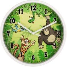 Hama Jungle nástěnné hodiny