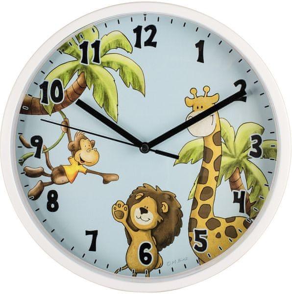 Hama Safari nástěnné hodiny