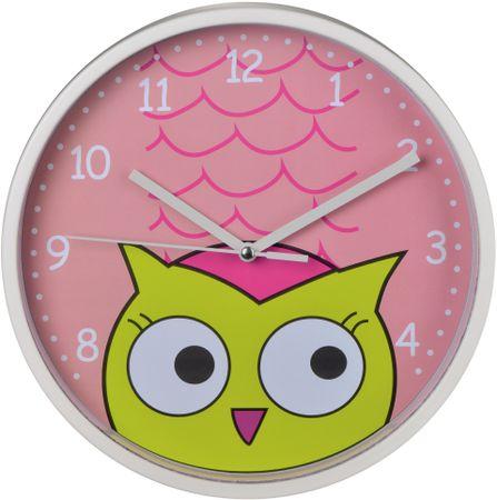 Hama Sova nástěnné hodiny