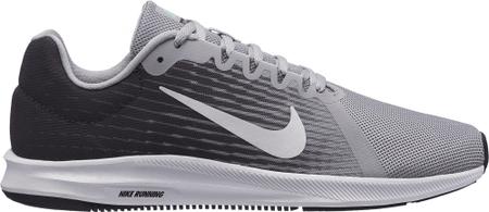 Nike buty do biegania Downshifter 8 Wolf Grey White-Thunder Grey 42