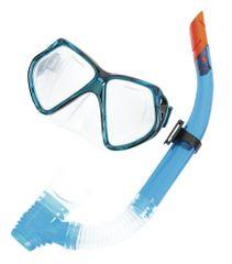 Bestway set za potaplanje - očala + dihalka, moder