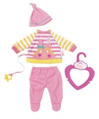 BABY born ubranko My Little kolorowy kostium z czapeczką