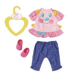 BABY born My Little Roztomilé oblečení džíny, šatičky