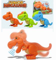 junior dinozaver z zvokom in lučko