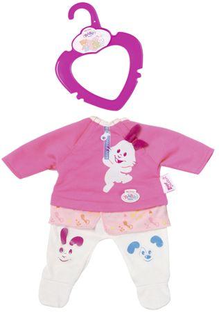 BABY born ubranko My Little z białymi spodenkami