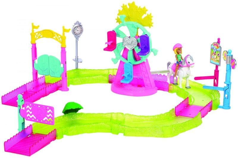 Mattel Barbie mini Pouť herní set