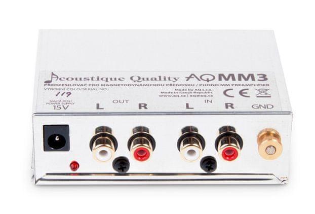 AQ MM3, bílá