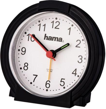 HAMA zegarek-budzik Classic