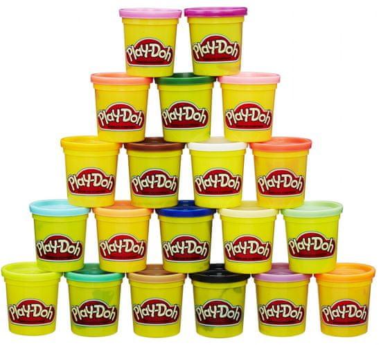 Play-Doh Veľké balenie 20 ks