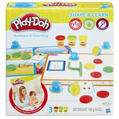 Play-Doh Számok és számlálás