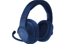 Logitech Gaming G433, 7.1 Surround, kraljevsko modre