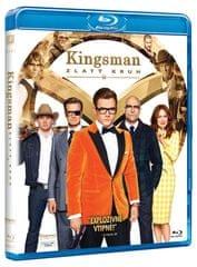 Kingsman: Zlatý kruh   - Blu-ray