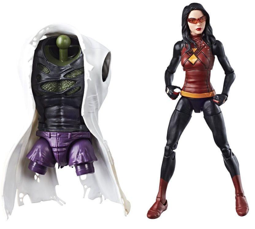 HASBRO SPIDERMAN Prémiové figurky 15 cm Spider-Women