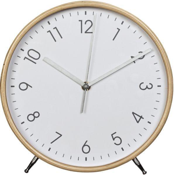 Hama HG-220, dřevěné stolní hodiny