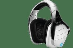 Logitech G933 bílá (981-000621)
