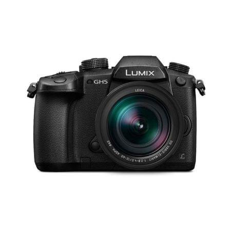 Panasonic digitalni brezzrcalni fotoaparat Lumix GH5 + Leica 12-60 F/2,8-4