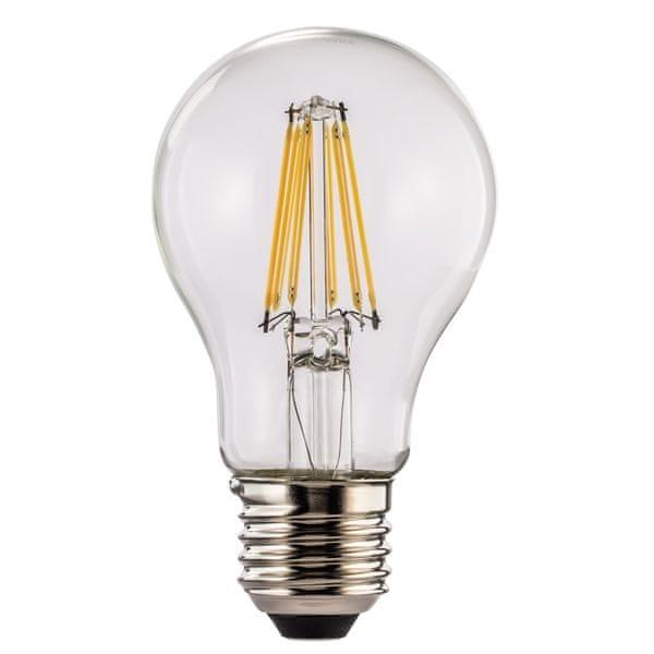 Hama Xavax LED filament žárovka 8W, E27