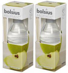 Bolsius Osvěžovač vzduchu Jablko 2x 45 ml