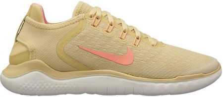Nike Free RN 2018 Lemon Wash Crimson Pulse-Fossil-Sail 40
