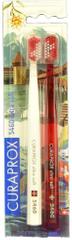 Curaprox zobna ščetka 5460 Ultra Soft Swiss Edition, 2 kosa