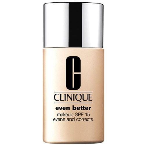Clinique Tekutý make-up pro sjednocení barevného tónu pleti SPF 15 (Even Better Make-up) 30 ml (Odstín 07 Van