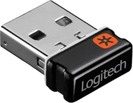 Logitech nano odbiornik USB Unifying (910-005020), 1 sztuka