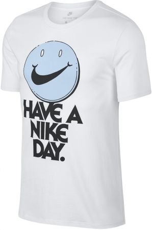 Nike M NSW Tee CNCPT Blue 3 White Cobalt Tint XL