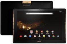 "Acer Iconia Tab 10 (NT.LEFEE.008) - 10""/MT8176/64GB/4GB/IPS FHD/Android 7.0, černý"