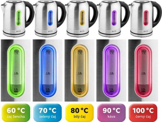 ECG RK 1785 Colore