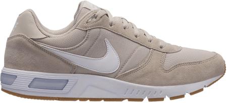 Nike moški čevlji NIGHTGAZER Shoe Desert Sand White-Gum Light Brown, svetlo rjavi, 42
