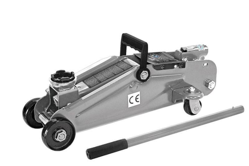 Carlson Hydraulický hever 2T- pojízdný šedý