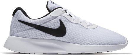 Nike Tanjun White Black 47