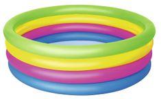 Bestway napihljiv bazen, barven, dimenzije 1,57 m, višina 46 cm