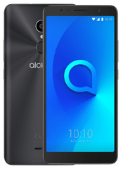 Alcatel 3C (5026D), Metalic Black