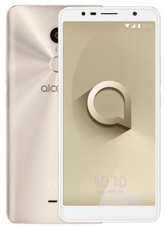Alcatel 3C (5026D), Metalic Gold