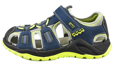 cd39226ee38de Primigi chlapčenské sandále 32 modrá   MALL.SK