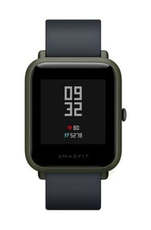 Xiaomi Amazfit Bip, Green - chytré hodinky