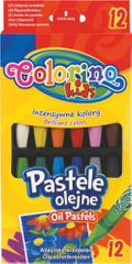 Pastely olejové 12 barev Colorino Kids