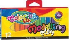 Modelína Colorino 12 barev