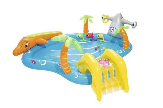 Bestway bazen Morsko življenje, 2,80 m x 2,57 m x 0,87 m