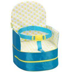 Badabulle Přenosná židlička 2v1 On-the-Go Blue