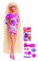 Mattel Barbie totally hair retro baba