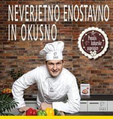 Jakob Polajžer: Neverjetno enostavno in okusno