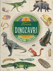 Polly Cheeseman: Dinozavri in druge živali iz pradavnine