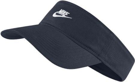 Nike daszek U NSW Visor Obsidian White