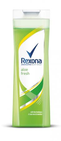 Rexona tusfürdő, 400ml, Aloe Fresh