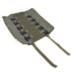 Nash Kolíky Bivvy Stealth Pegs Roll 21 cm 10 ks